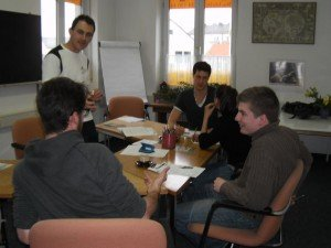 Konversationskurs in Augsburg - Meet to converse